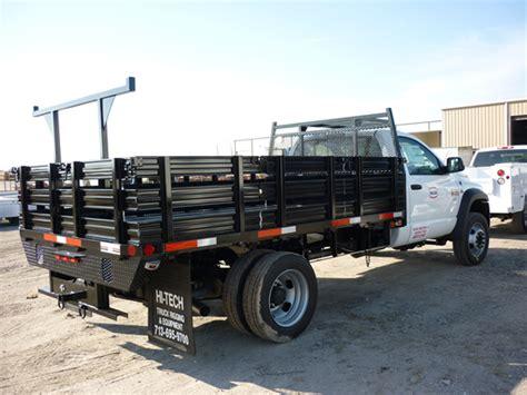 flat bed truck flatbed trucks