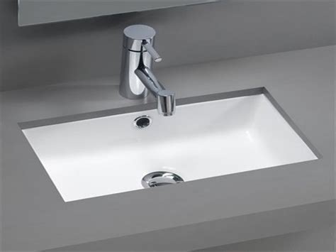 how to attach sink to vanity rectangular undermount bathroom sink sizes bathroom