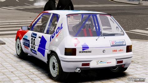 peugeot 205 rally peugeot 205 rally download cfgfactory
