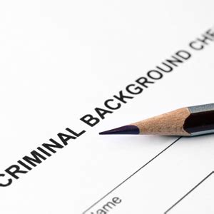 Percent Of Americans With A Criminal Record Criminal Background Checks Of Incoming Students