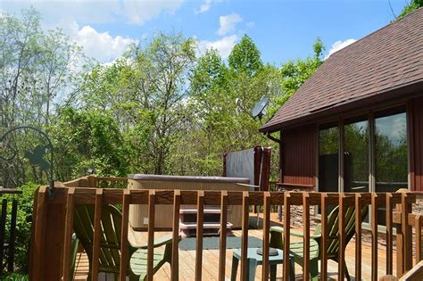 Patoka Cabins by Patoka Lake Cabin Rentals With Tubs In Southern