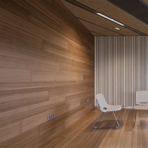 Timber Cladding Interior by Wood Cladding Facade From Parklex International S L