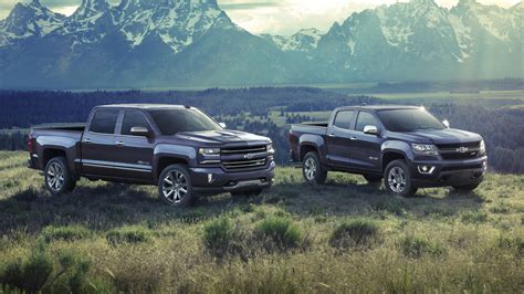 new year 2018 colorado chevy introduces anniversary trucks at state fair