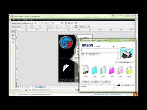 tutorial edit foto coreldraw tutorial coreldraw cara cetak foto besar dengan media