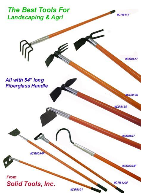 solid tools inc garden hoes weeding tools