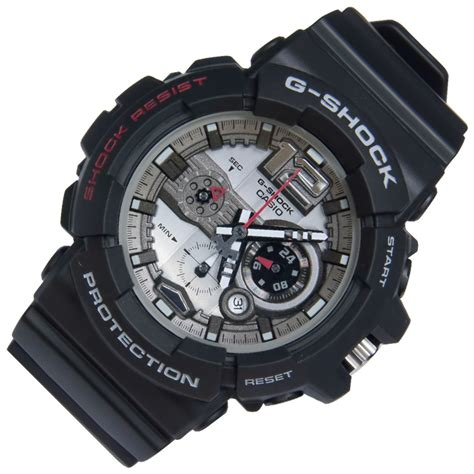 casio g shock gac 110 black blue casio g shock chronograph gac 110 1adr gac110