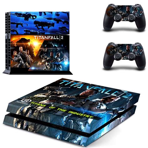 home design games ps4 titanfall 2 ps4 skin decal for console and controllers