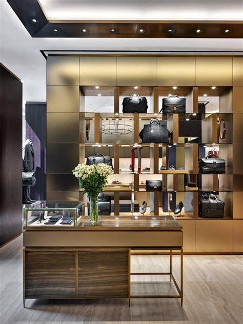 brioni flagship store milano milan  park associati interior retail interior design