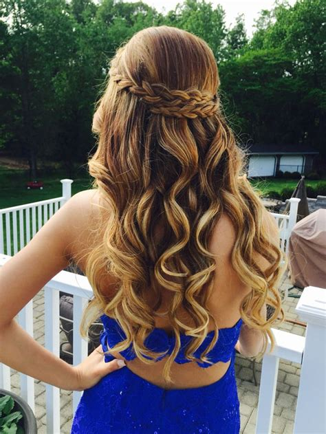 hairstyles for normal party elegant prom night hairstyles for graduation party