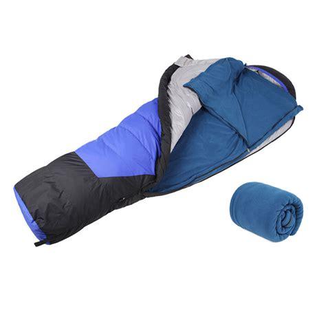 2 In 1 Sleeping Bag Polar Hammock Ayunan Tidur Cing Praktis Lokal aotu outdoor fleece sleeping bag cing hiking climbing ultra light b9s5 ebay