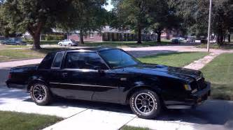 Buick Grand Nation 1984 Buick Grand National Exterior Pictures Cargurus