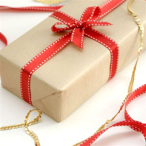 Craft Paper Wrapping - kraft brown gift wrapping paper by blossom