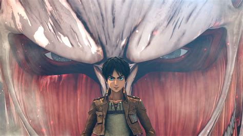 attack on tian attack on titan wings of freedom pc technical review