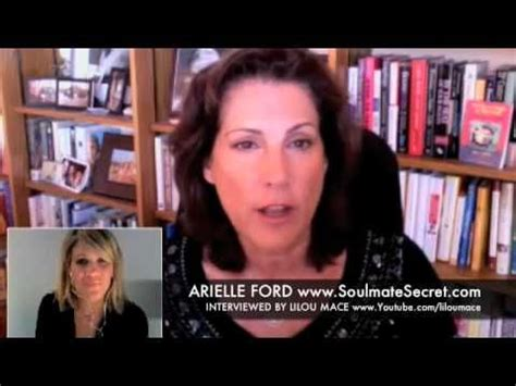 The Soulmate Secret the soulmate secret arielle ford quot when you feel doubt or