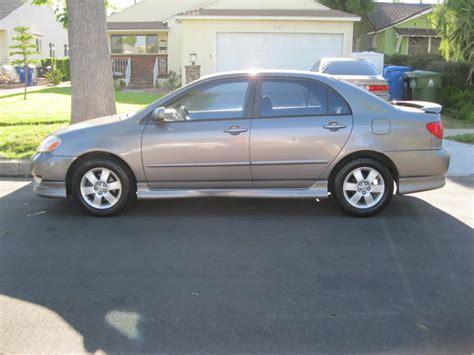 toyota corolla type s 2004 toyota corolla type s hi line auto sales