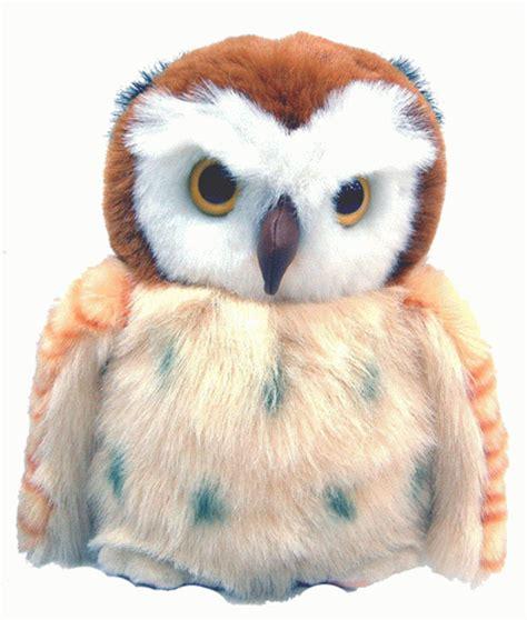 Boneka Gantungan Kunci Burung Hantu dinomarket 174 pasardino