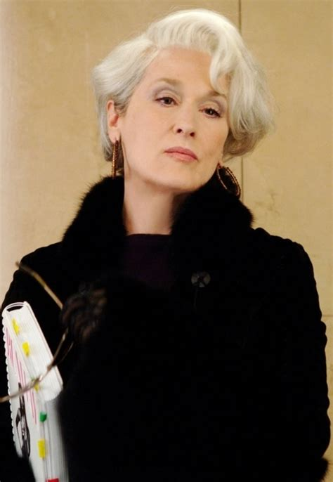 meryl streep as miranda priestly in devil wears prada 1000 images about meryl prada on pinterest miranda