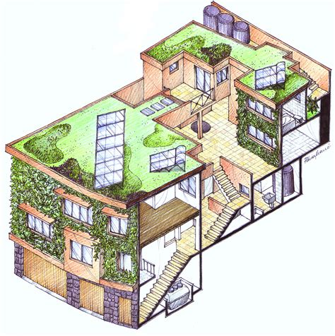 sustainable home floor plans elegant sustainable house homeofficedecoration eco house project