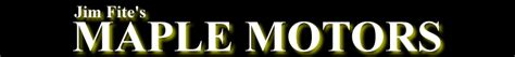 jim fites maple motors maple motors show shine weekly cruisin 2014