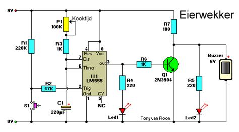 integrated circuit quantum interference electron timer 555