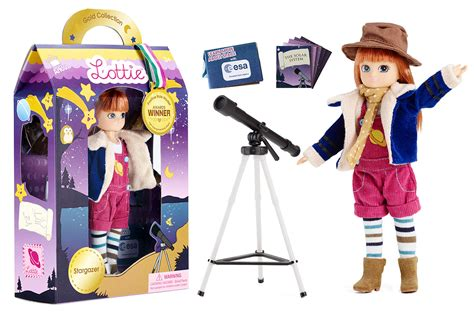 lottie doll in space collectspace spacesuit will inspire doll