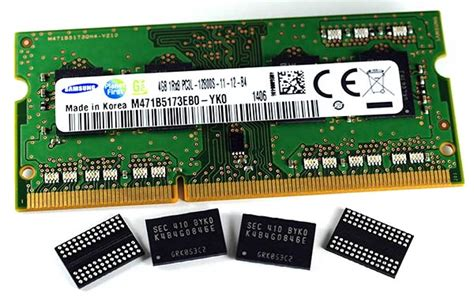 Ram Ddr4 Buat Laptop samsung pushes ahead with 20nm ddr3 ram signaling