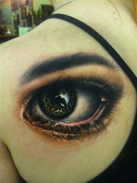 eye tattoo with reflection realistic eyeball tattoo designs www imgkid com the