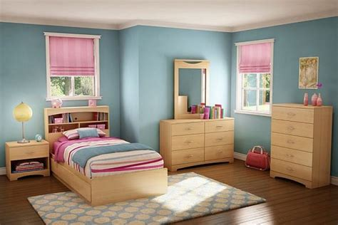Tidy Bookcase Kids Bedroom Ideas Added With Functional Furniture And