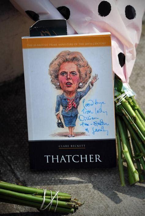 libro the iron woman addio a margaret thatcher il cordoglio dei londinesi