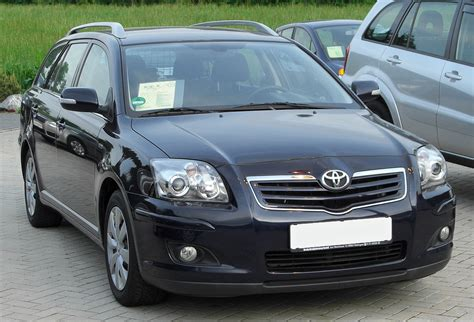toyota avensis 2 0 d 4d photos 4 on better parts ltd