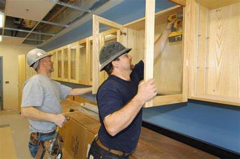 woodworker salary cabinetmaker careers in construction