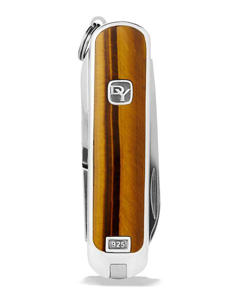 Swiss Army 7377 Brown Original tiger s eye swiss army 174 knife brown swiss army knife