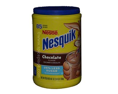 9 Ingredients And Directions Of Nesquik Chocolate Igloos Receipt by Nestle Nesquik Chocolate Drink Mix 41 9oz 1 19kg 14