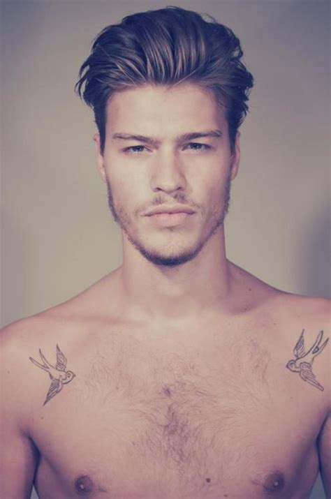 pictures of hairstyles with long front and sides shorter at back the haircut all men should get damian dazz
