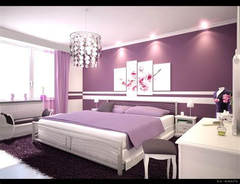 Purple Master Bedrooms | grey and purple master bedroom decobizz com