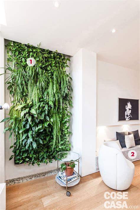 parete verde interni 50 mq con soluzioni d arredo salvaspazio cose di casa