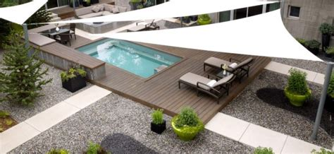 coperture a vela per giardini progettare e realizzare una copertura per l estate con le