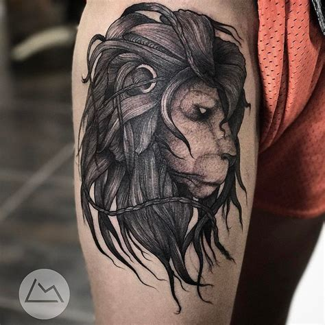 lion tattoos ideas meaning and symbolism of lion tattoo