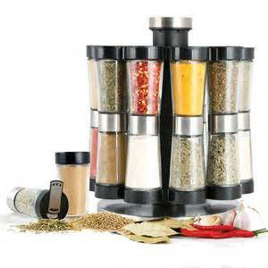 Spice Rack Rotating Kitchen Spice Rack 20 Jar Rotating Revolving Spices
