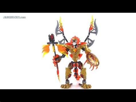 How To Make A Lava L For by Lego Chima Chi Laval Chi Fluminox Combination 2014