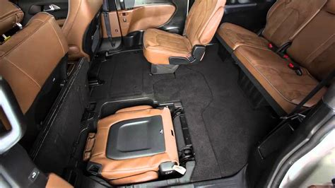 Chrysler Stow N Go Stow N Go Fold Seats For More Cargo Space In 2017 Chrysler