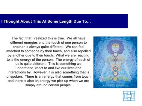 The Art Of Projecting Positive Energy
