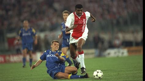 just how were the ajax team of finidi and kanu goal