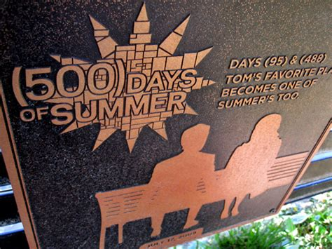 500 days of summer bench location 500 days of summer bench location