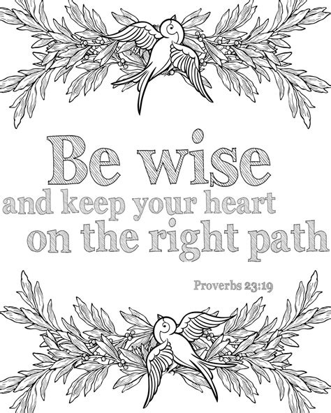 inspirational bible verses coloring pages inspirational bible verses for teens coloring page