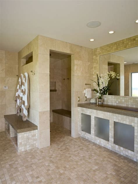 bathroom showers without doors showers without doors home design ideas pictures remodel