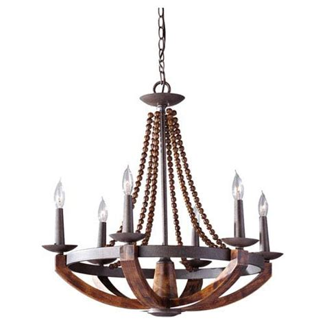 Wood Lighting Fixtures Rustic Wood Light Fixture Bellacor