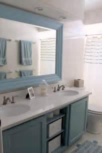 blue bathroom cabinets aesthetic bathroom vanities and mirror combinations with