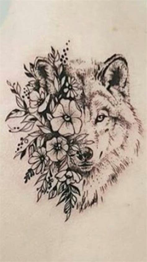 doce fera tattoo pinterest tatuajes lobos y ideas