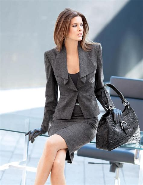 stockings under suit how to make a suit look more feminine suit fashion